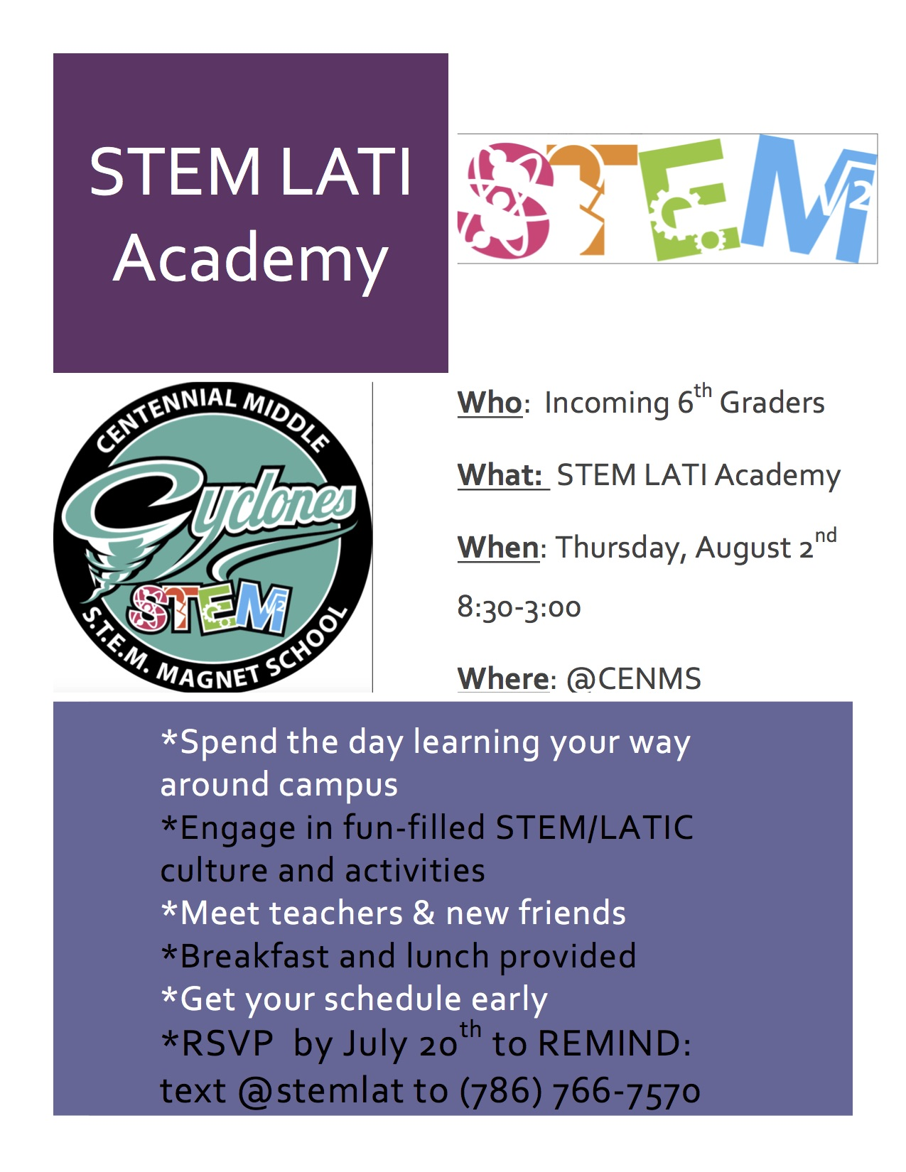LATI STEM Academy
